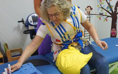 Pacientes adultos también pueden beneficiarse del Método Therasuit