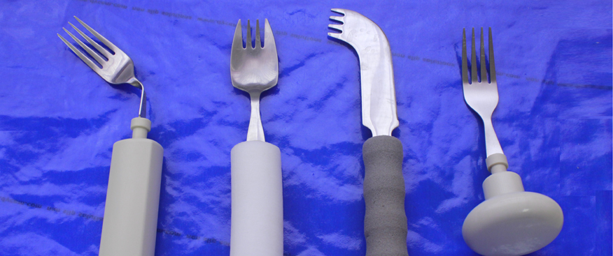 Productos de apoyo en la alimentación