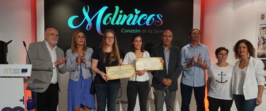 Molinicos entrega una recaudación solidaria a la Asociación de Esclerosis Múltiple