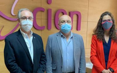 La JCCM colabora en la adquisición de dos equipos cinesiterapéuticos